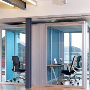 Office Privacy Pods