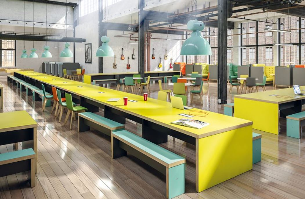 The Importance Of Having A Modern Office Kitchen