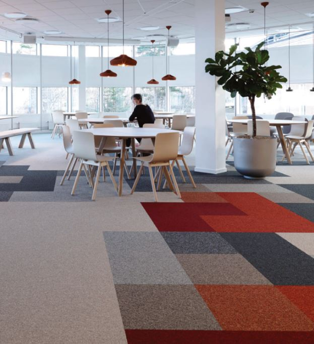 office flooring carpet tiles